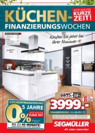 Elegant ProspektGültig Bis 01.07.2019; Segmüller: Küchen